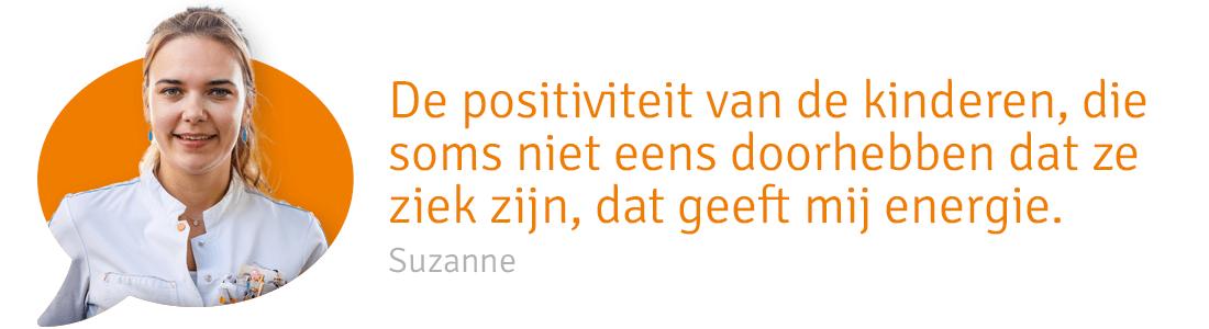 Quote van Suzanne